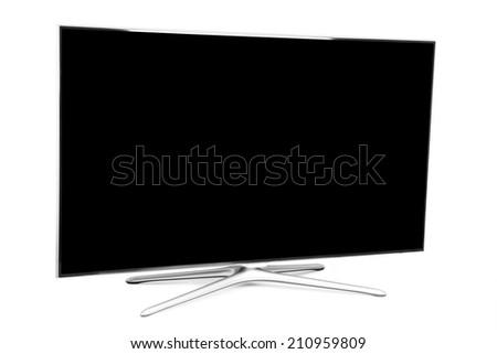 monitor isolated on white #210959809