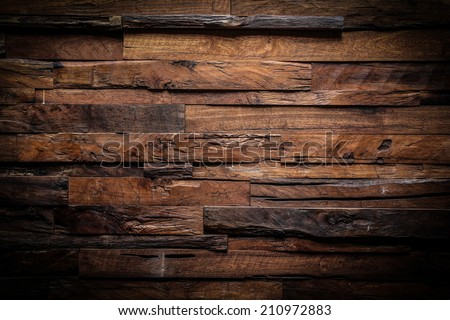 design of dark wood texture background Royalty-Free Stock Photo #210972883