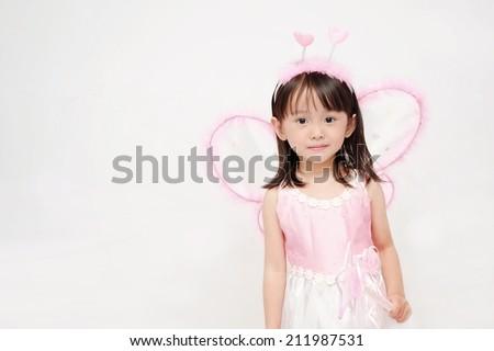 The Girl in fairy dress #211987531