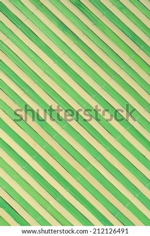 Green and yellow diagonal texture #212126491