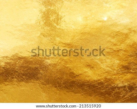 gold Royalty-Free Stock Photo #213515920