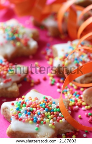 party star biscuits #2167803