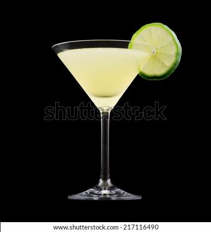 Yellow Bird is a cocktail that contains rum, Galliano, triple sec and freshly squeezed lime juice #217116490