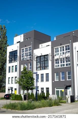 Serial housing in Berlin #217161871