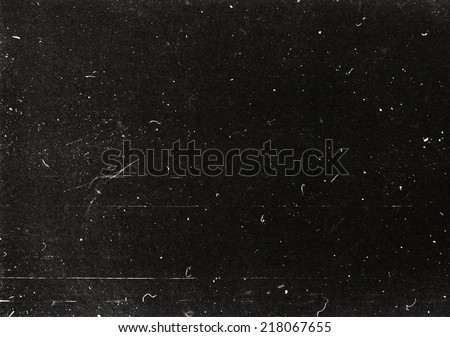 dust and scratches - layer for photo editor Royalty-Free Stock Photo #218067655