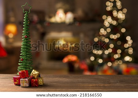 christmas background Royalty-Free Stock Photo #218166550