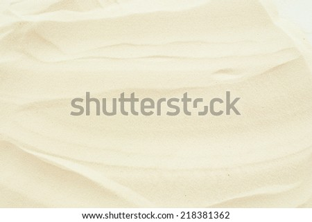 sand surface #218381362