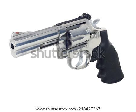 Revolver Gun #218427367