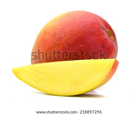 ripe mango  #218897296