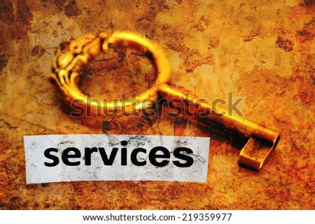 Services and key concept #219359977