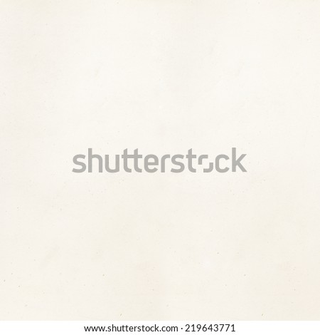 Vintage Off White Parchment Paper Background