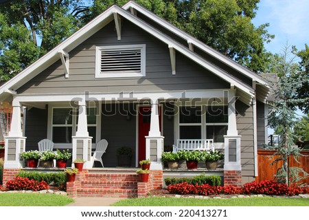 Nice one-family house with a porch #220413271