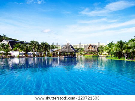 swimming pool  #220721503