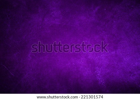 Canvas textured purple background. #221301574