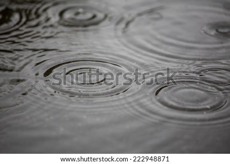 rainy day background #222948871