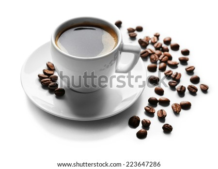 Cup of coffee #223647286