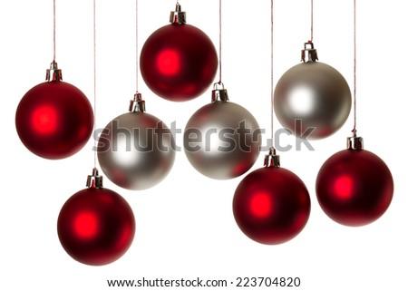 christmas balls 5 #223704820