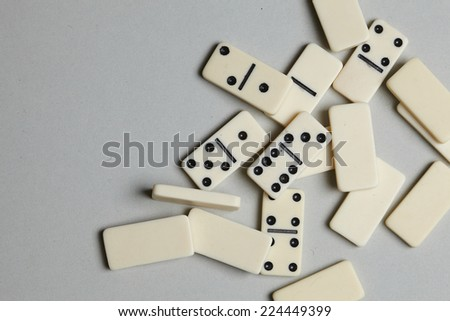 domino pieces #224449399