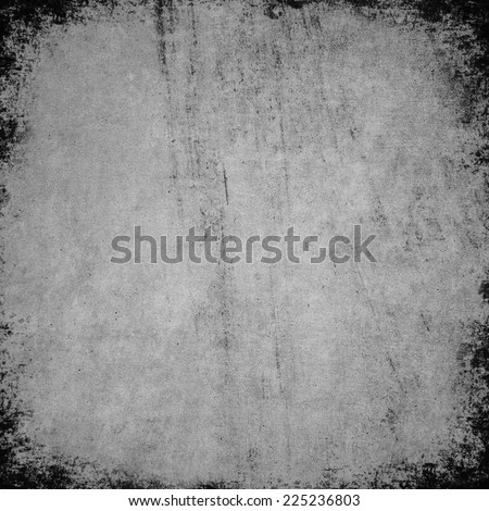 Grunge gray texture, background with space for text #225236803