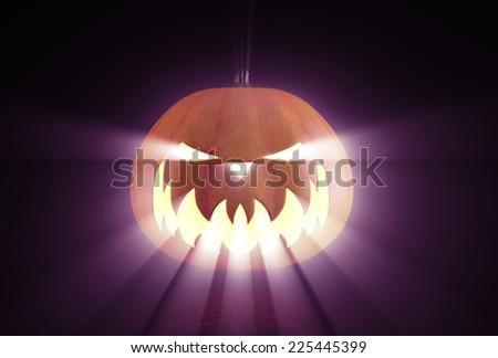 halloween pumpkins #225445399