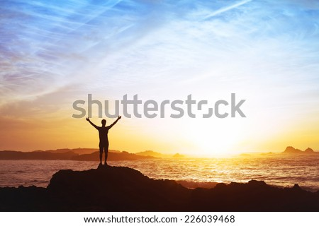 freedom concept Royalty-Free Stock Photo #226039468