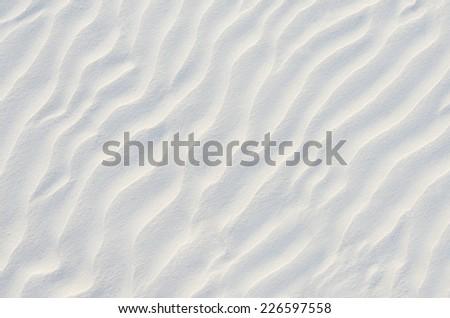white sand texture. pattern #226597558