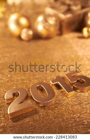 New 2015 Year #228413083