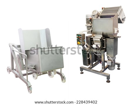 The image of a food industry equipment #228439402