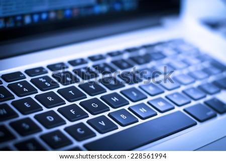 Laptop keyboard #228561994