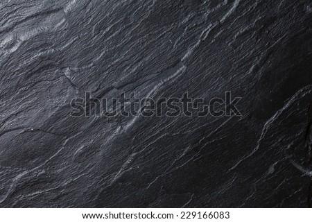 black stone background Royalty-Free Stock Photo #229166083