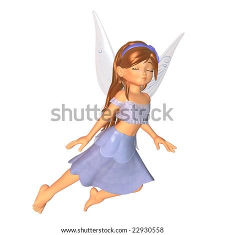 Cartoon Fairy #22930558