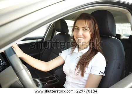 girl in the car #229770184