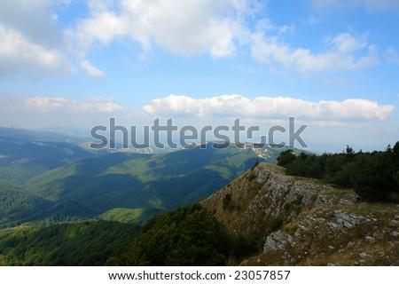mountain landscape #23057857