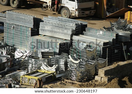 Construction of gas combine cycle power plant 800 MW #230648197