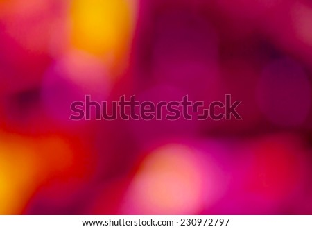 Photo of bokeh lights