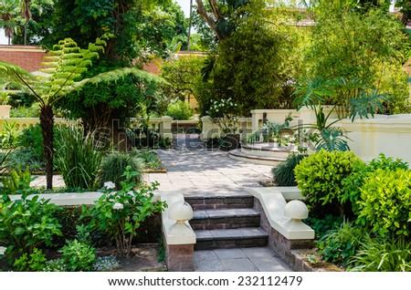 Garden of Dreams. Kathmandu. Nepal #232112479