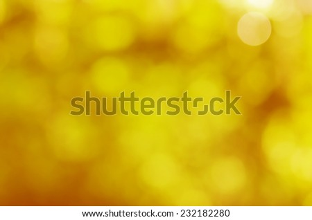 Abstract & Festive background with bokeh defocused lights #232182280