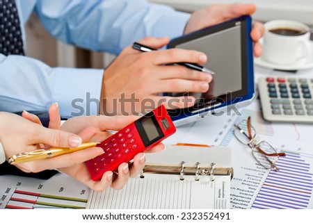 Business accounting  #232352491