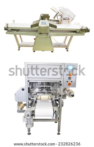 The image of a food industry equipment #232826236