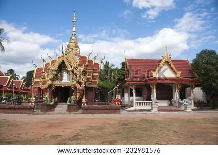 Buddhist Temple #232981576