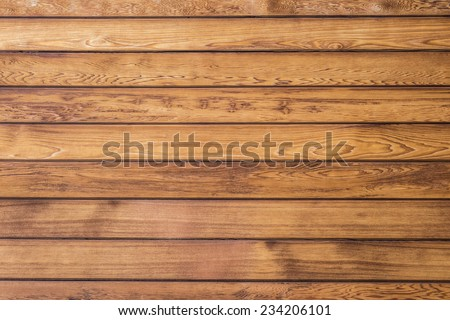 Brown wood plank wall texture background Royalty-Free Stock Photo #234206101