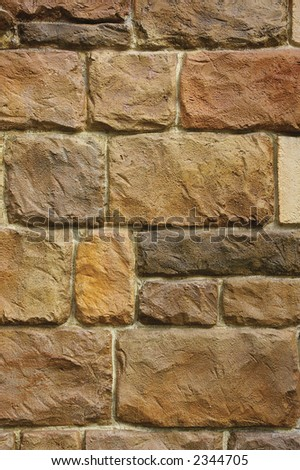 stone wall - texture background #2344705