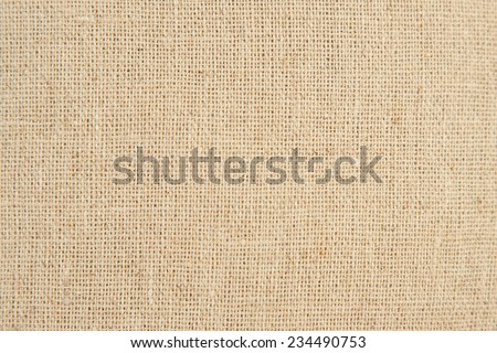 Texture canvas fabric as background  Royalty-Free Stock Photo #234490753