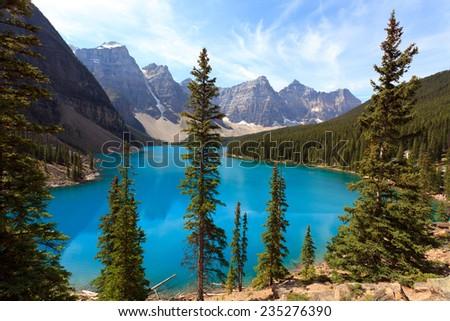 Moraine Lake #235276390