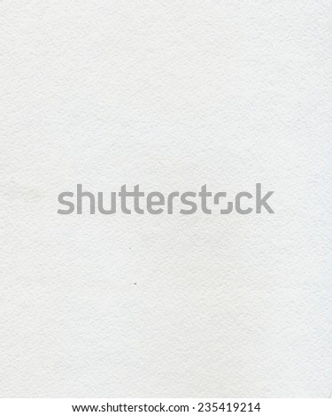 Highly textured white watercolor paper as background. #235419214