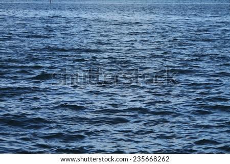 Khanom Seascape Sea Scene, southern of Thailand #235668262