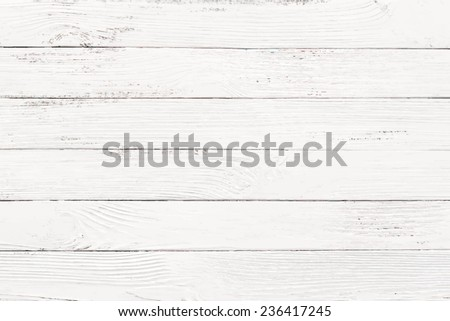 white wood texture, vector trace Royalty-Free Stock Photo #236417245