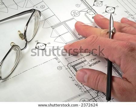 Architect at Work #2372624