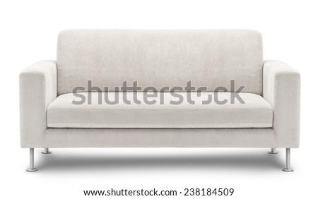 sofa furniture isolated on white background #238184509