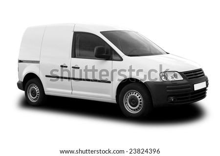 Delivery Van #23824396